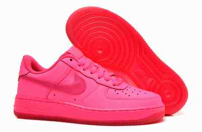 force montant 1 air force femme air rose one low rChQdst